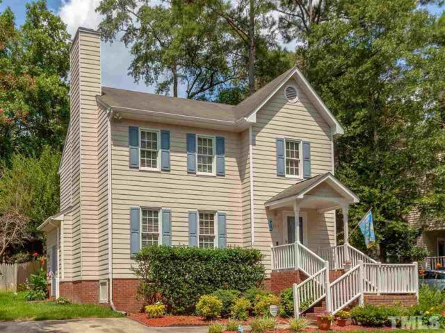 5017 Royal Dornoch Drive, Raleigh, NC 27604 (#2210269) :: Saye Triangle Realty