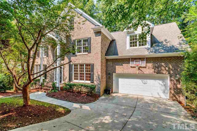 211 W Camden Forest Drive, Cary, NC 27518 (#2210287) :: The Jim Allen Group