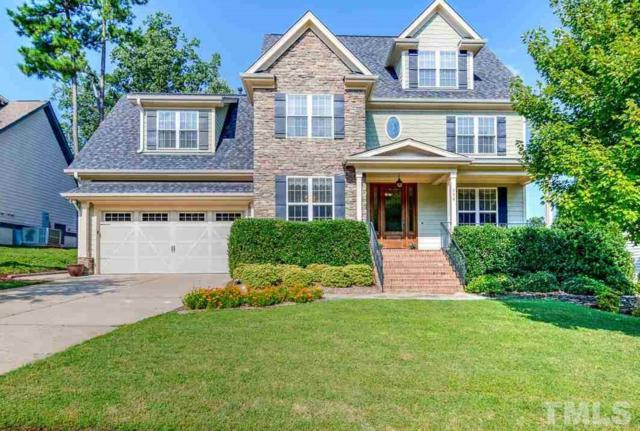 208 Long Bottom Trail, Holly Springs, NC 27540 (#2210293) :: Saye Triangle Realty