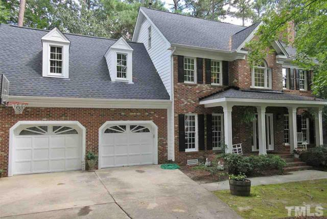 211 Parkknoll Lane, Cary, NC 27519 (#2210300) :: Saye Triangle Realty