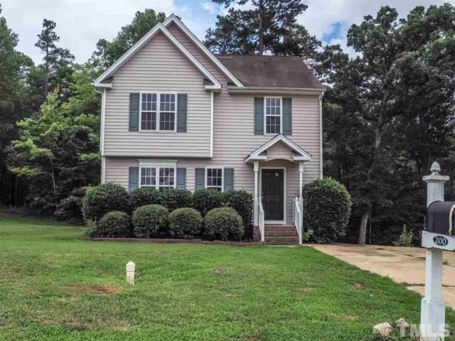 200 Braxberry Way, Holly Springs, NC 27540 (#2210303) :: Saye Triangle Realty