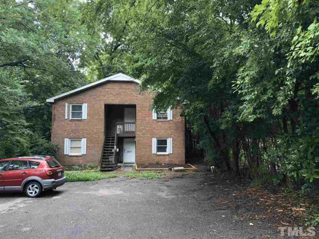 2813 Kilgore Avenue, Raleigh, NC 27607 (#2210307) :: RE/MAX Real Estate Service