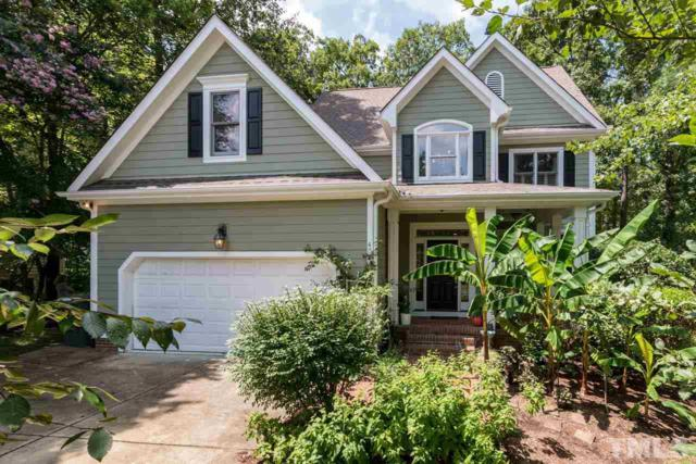 407 Rossburn Way, Chapel Hill, NC 27516 (#2210310) :: Rachel Kendall Team