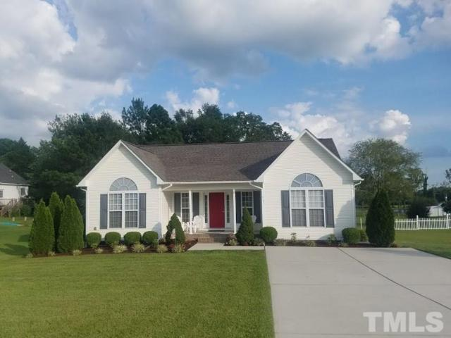 45 Packhouse Court, Angier, NC 27501 (#2210328) :: The Abshure Realty Group