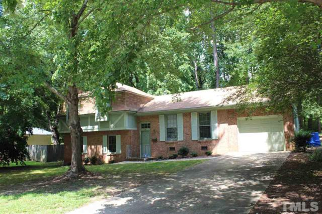 1034 Manchester Drive, Cary, NC 27511 (#2210333) :: The Jim Allen Group