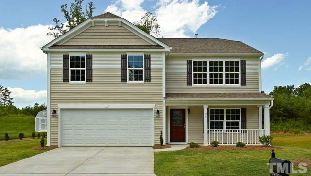 1252 Turkey Trot Road, Wendell, NC 27591 (#2210363) :: The Perry Group