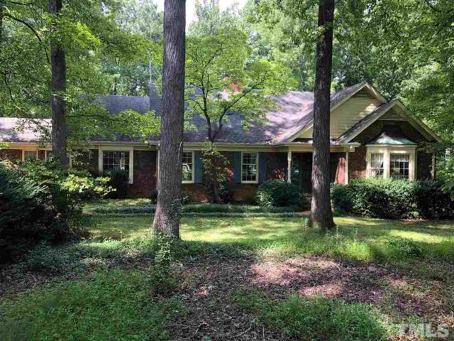 406 Homestead Road, Chapel Hill, NC 27516 (#2210411) :: Marti Hampton Team - Re/Max One Realty