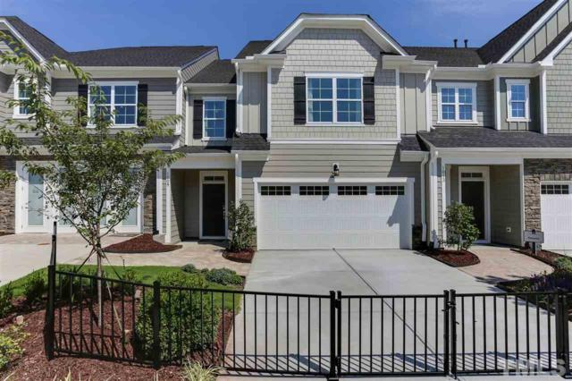 1009 Craigmeade Drive #44, Morrisville, NC 27560 (#2210461) :: Raleigh Cary Realty