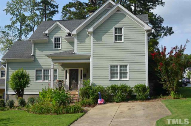 809 Edmund Street, Raleigh, NC 27604 (#2210469) :: Marti Hampton Team - Re/Max One Realty