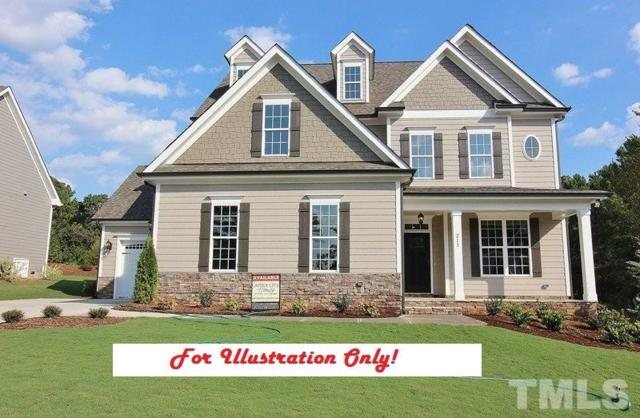 121 Park Bluff Drive, Holly Springs, NC 27540 (#2210486) :: Raleigh Cary Realty