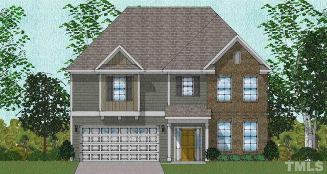 75 Hawksbill Drive #93, Franklinton, NC 27525 (#2210560) :: The Jim Allen Group
