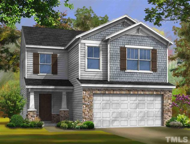 2013 Tulip Spring Drive Lot 75, Zebulon, NC 27597 (#2210572) :: The Abshure Realty Group