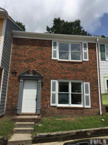336 Kilarney Drive, Durham, NC 27703 (#2210584) :: The Perry Group