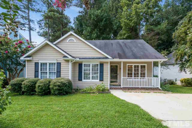 707 St Catherines Drive, Wake Forest, NC 27587 (#2210616) :: Marti Hampton Team - Re/Max One Realty