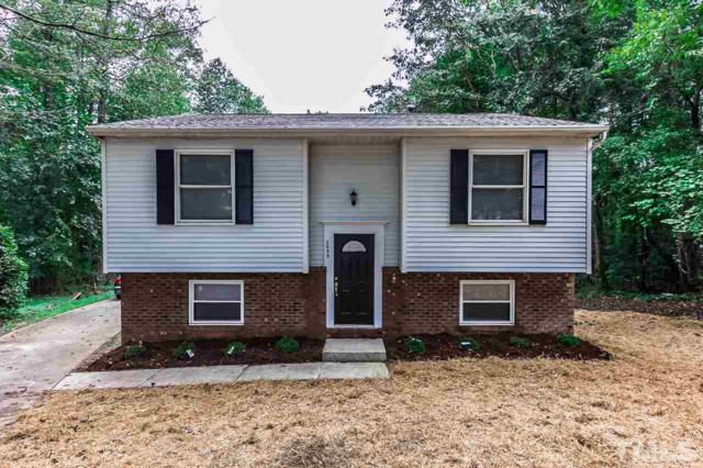 2609 Courier Court, Raleigh, NC 27603 (#2210624) :: The Perry Group