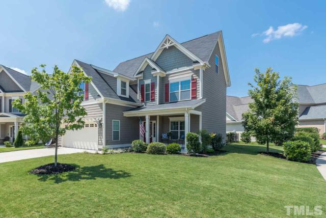 409 Marnock Court, Fuquay Varina, NC 27526 (#2210658) :: Marti Hampton Team - Re/Max One Realty