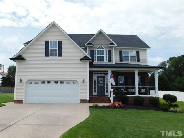 125 Oak Run Drive, Clayton, NC 27520 (#2210662) :: The Abshure Realty Group