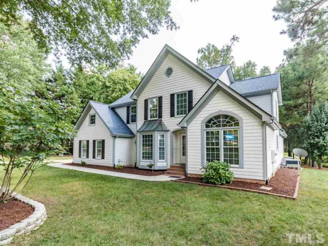 2509 Palmer Court, Wake Forest, NC 27587 (#2210675) :: The Jim Allen Group