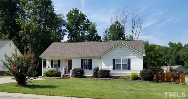 233 Breezewood Lane, Clayton, NC 27520 (#2210678) :: Better Homes & Gardens | Go Realty