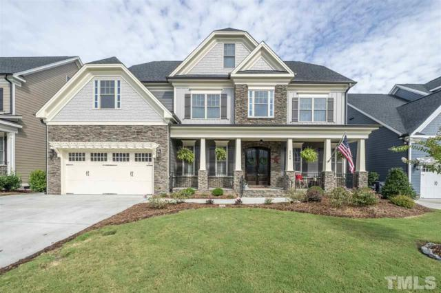 2746 Lake Waccamaw Trail, Apex, NC 27502 (#2210713) :: The Abshure Realty Group