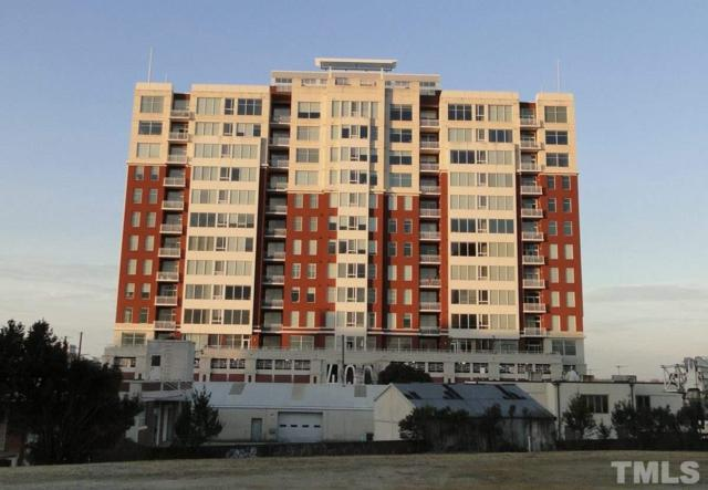 400 W North Street #714, Raleigh, NC 27603 (#2210734) :: Raleigh Cary Realty