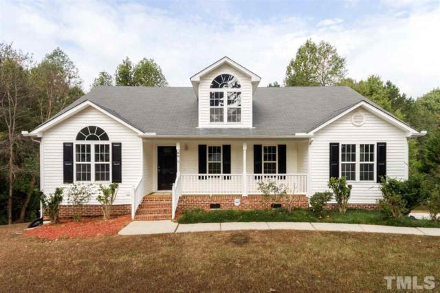 60 Greenway Drive, Clayton, NC 27520 (#2210786) :: The Perry Group