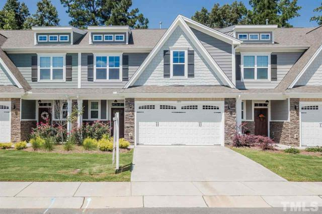1833 Grandmaster Way, Wake Forest, NC 27587 (#2210827) :: The Abshure Realty Group