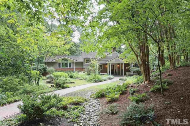 1014 Highland Woods Road, Chapel Hill, NC 27517 (#2210835) :: The Abshure Realty Group