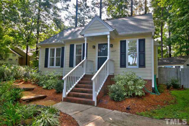 1437 Cedar Branch Court, Wake Forest, NC 27587 (#2210843) :: Raleigh Cary Realty