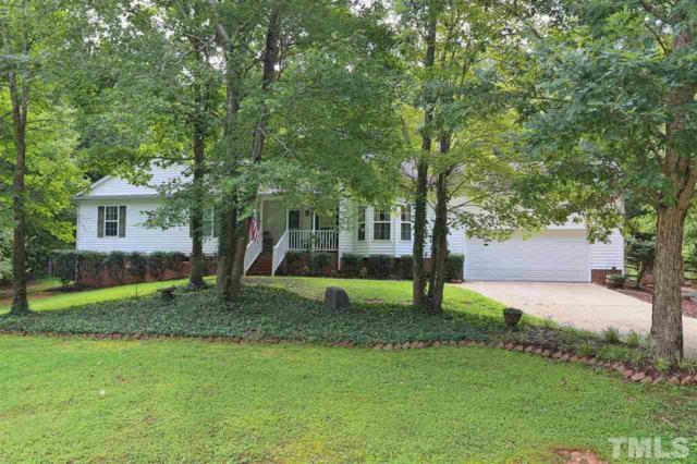 120 Woodcroft Drive, Youngsville, NC 27596 (#2210874) :: The Abshure Realty Group