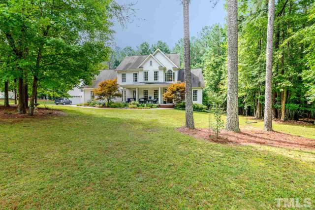 425 Longwood Drive, Youngsville, NC 27596 (#2210934) :: The Abshure Realty Group