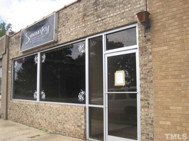1026 S Main Street, Lillington, NC 27546 (#2210946) :: Marti Hampton Team - Re/Max One Realty