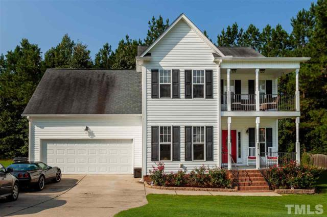 82 Portsmouth Island Drive, Garner, NC 27529 (#2210972) :: M&J Realty Group