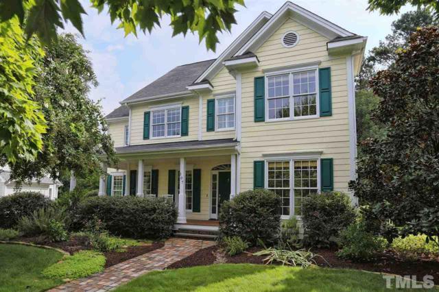 107 Gardner Circle, Chapel Hill, NC 27516 (#2211045) :: Raleigh Cary Realty