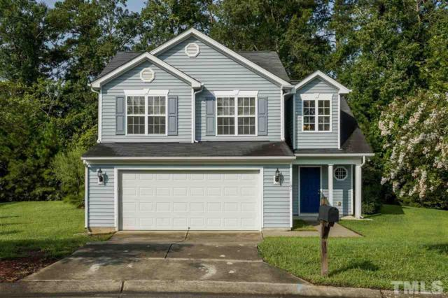 109 Woodteak Street, Holly Springs, NC 27540 (#2211092) :: The Abshure Realty Group