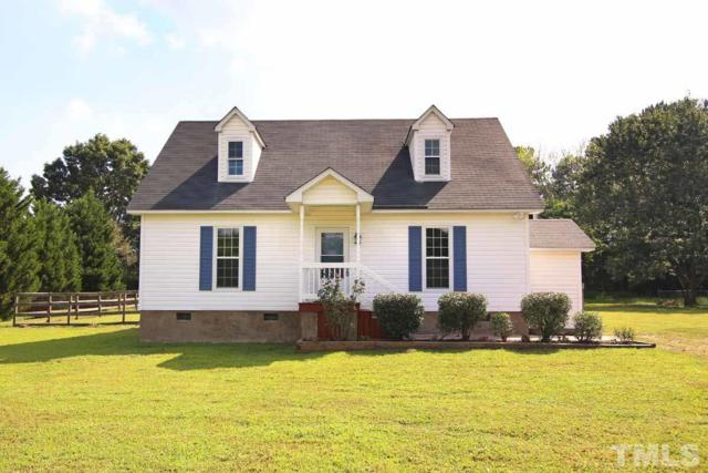 101 Mill Creek Drive, Youngsville, NC 27596 (#2211126) :: The Abshure Realty Group
