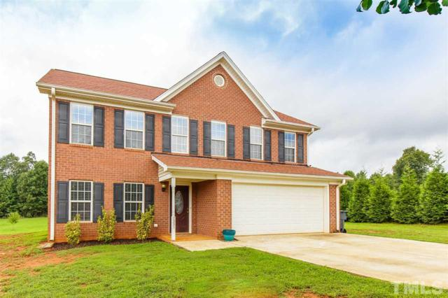 7331 Union Camp Road, Snow Camp, NC 27349 (#2211131) :: The Abshure Realty Group