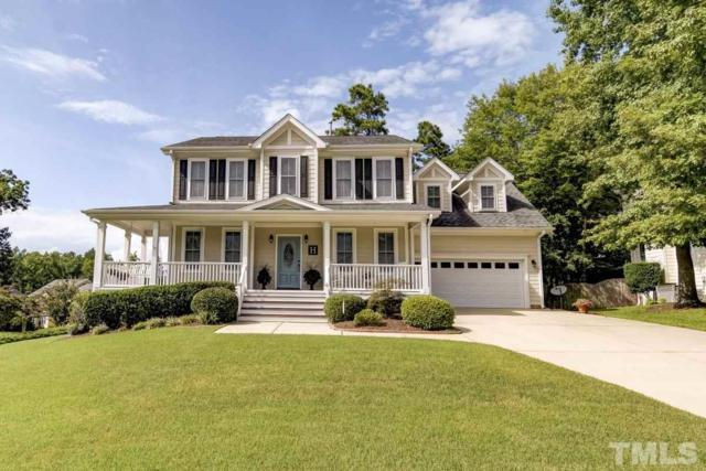 1414 Applethorn Drive, Apex, NC 27502 (#2211151) :: The Abshure Realty Group