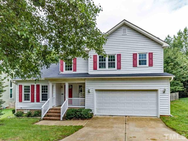 507 S Coalport Drive, Apex, NC 27502 (#2211181) :: The Perry Group