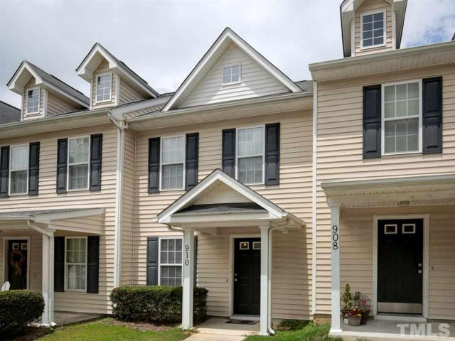 910 Savin Landing, Knightdale, NC 27545 (#2211191) :: Raleigh Cary Realty