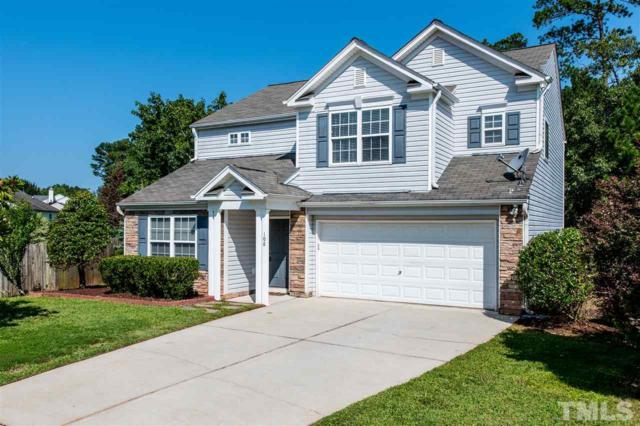 108 Tiverton Woods Drive, Holly Springs, NC 27540 (#2211218) :: The Perry Group