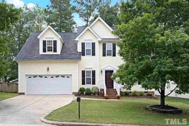 2119 Rocky Mountain Way, Apex, NC 27502 (#2211250) :: Raleigh Cary Realty