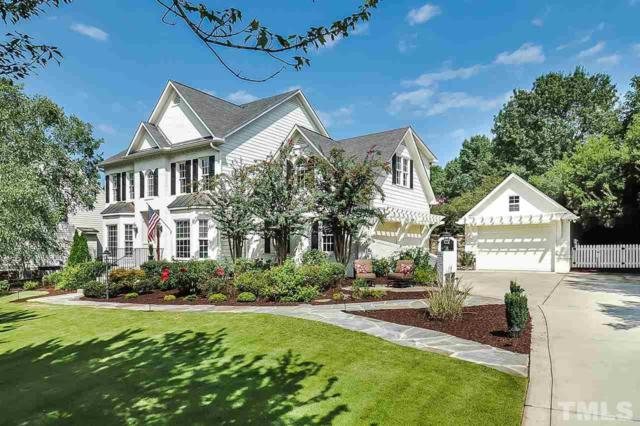 3616 Jamison Park Drive, Apex, NC 27539 (#2211312) :: The Abshure Realty Group
