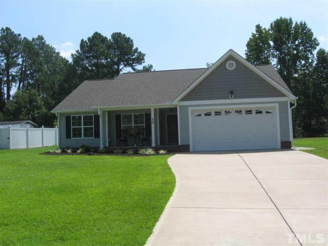 10 Runneymede Place, Smithfield, NC 27577 (#2211318) :: The Abshure Realty Group