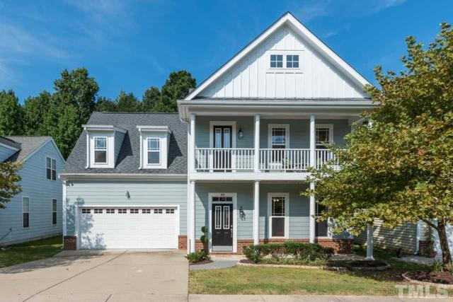 92 Shad Boat Lane, Clayton, NC 27520 (#2211328) :: The Abshure Realty Group