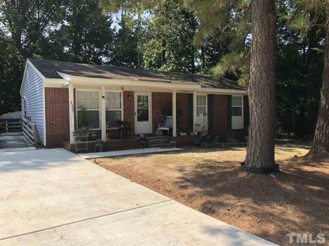 3305 Burntwood Circle, Raleigh, NC 27610 (#2211335) :: The Abshure Realty Group