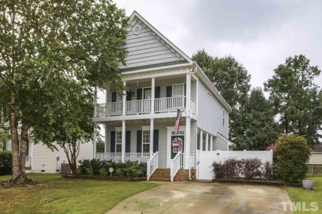 316 Mccarthy Drive, Clayton, NC 27527 (#2211368) :: The Abshure Realty Group