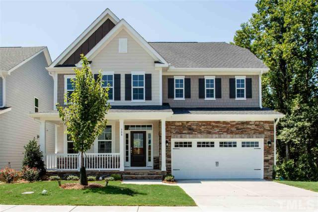 308 Mystwood Hollow Circle Lot 19, Holly Springs, NC 27540 (#2211372) :: Rachel Kendall Team