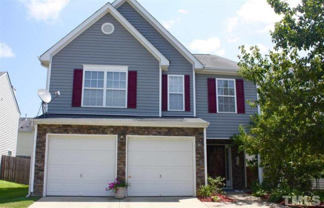 1515 Pebble Ridge Drive, Raleigh, NC 27610 (#2211377) :: The Jim Allen Group