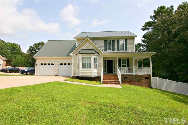 161 Autumn Ridge Drive, Wendell, NC 27591 (#2211416) :: The Abshure Realty Group